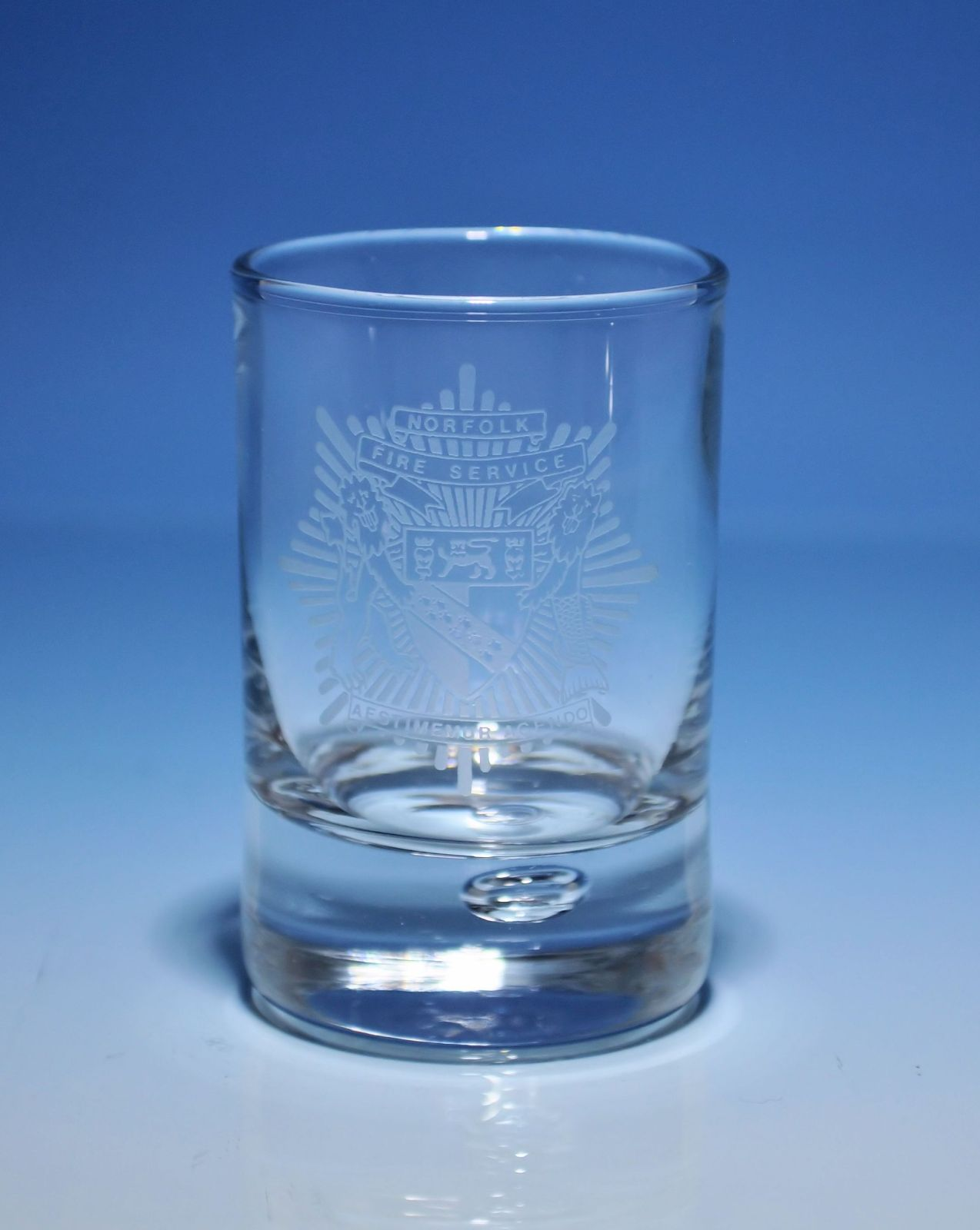 Dimple Bottom Whisky Glasses