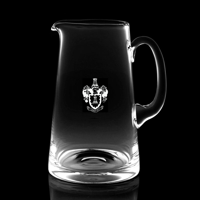 William Yeoward Medium Tankard Jug, 1 litre