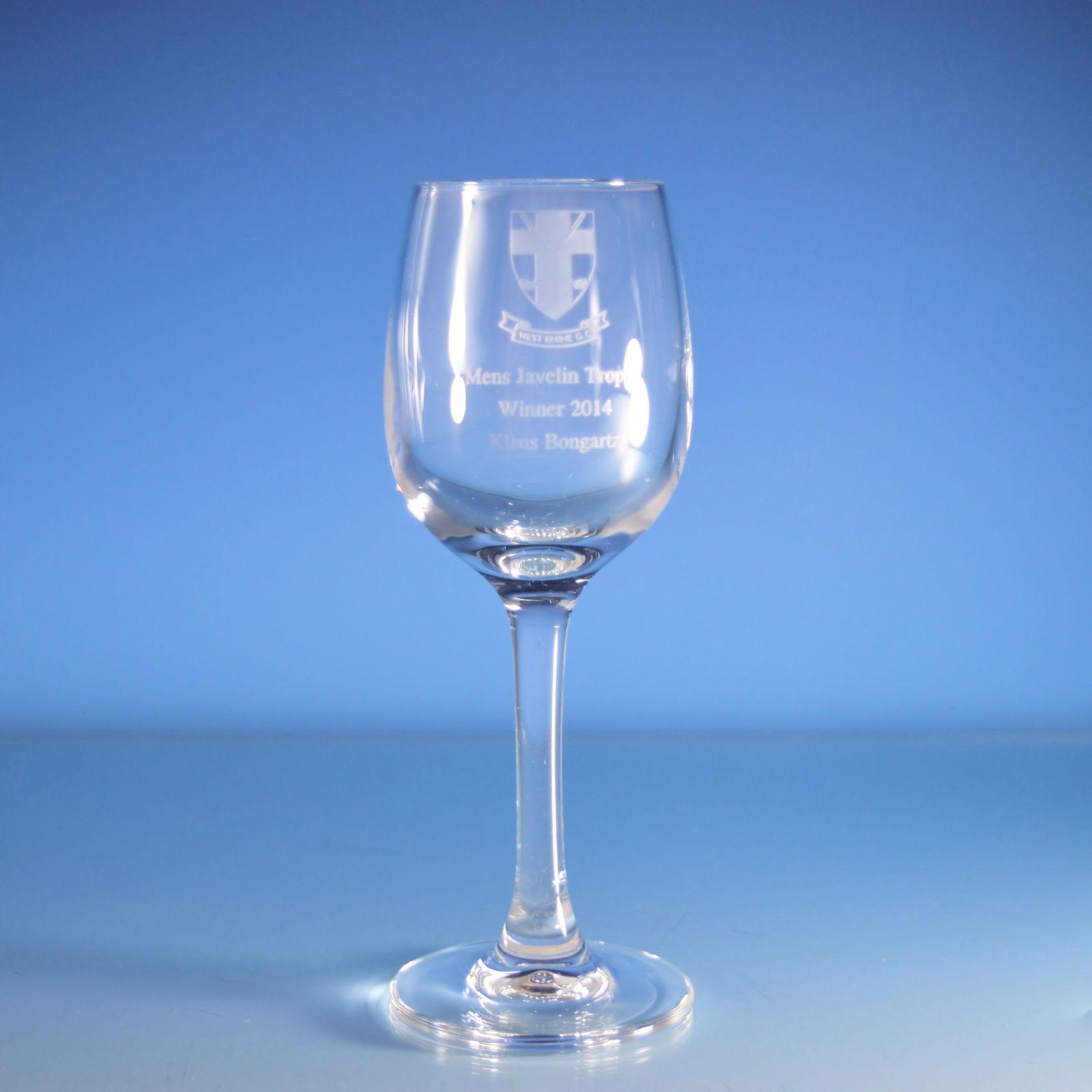 Cabernet crystal 7cl liqueur glass michael virden glass for Cocktail 7cl