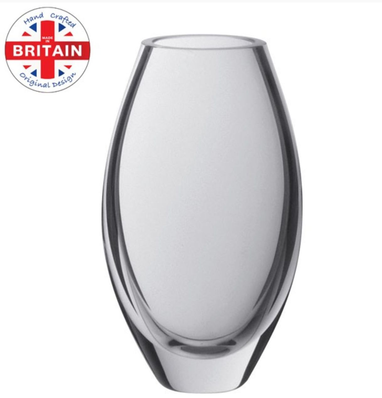 Dartington crystal product categories michael virden glass dartington opus small oval vase reviewsmspy