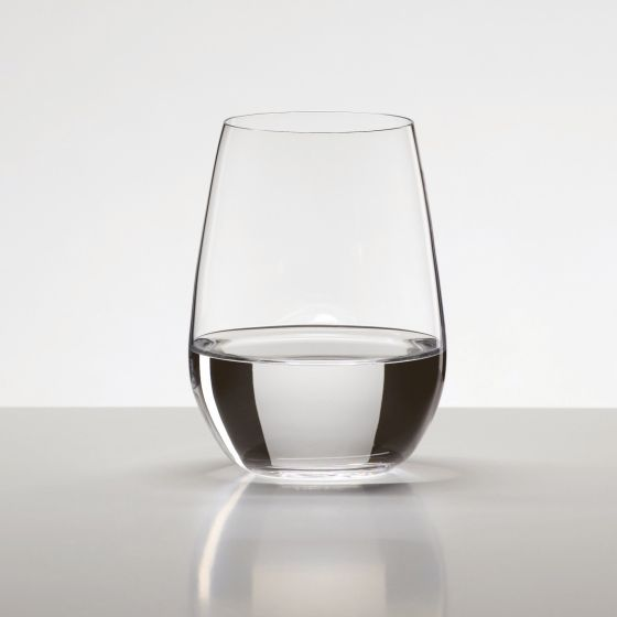 Riedel o stemless white wine glass michael virden glass - Riedel swirl white wine glasses ...